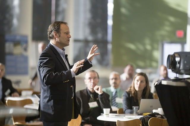 5 Keys To Public Speaking