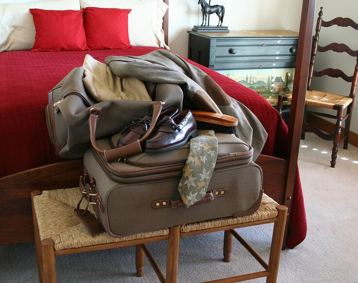 Packing Tips For Your Next Business Trip