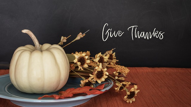 5 Ways To Show Gratitude This Thanksgiving